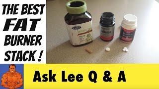 My Favorite FAT Burner Supplement Stack That Really Works!