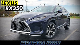 2020 Lexus RX 350 - Big Changes With This Refresh