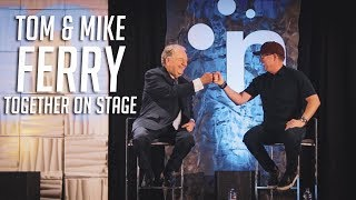 Tom and Mike Ferry Together on Stage! screenshot 4