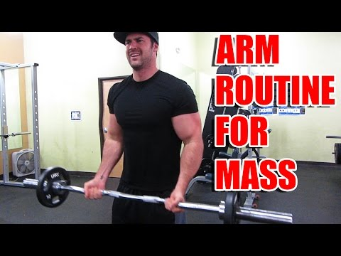 How To Train For Mass | Arnold Schwarzenegger&#;s Blueprint Training Program