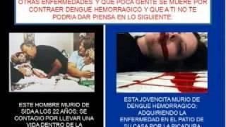 LA HUERTA JALISCO  CAPSULA  INFORMATIVA  DENGUE HEMORRAGICO.