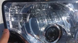 Фара Mitsubishi Pajero Wagon 4 ( Митсубиси Паджеро Вагон 4 ) 07-2016(Фара Mitsubishi Pajero Wagon 4 07-2016 от http://goldkit.com.ua Тюнинг, обвесы, оптика, аксесуары и прочее http://goldkit.com.ua +380505440831., 2016-06-24T11:24:20.000Z)