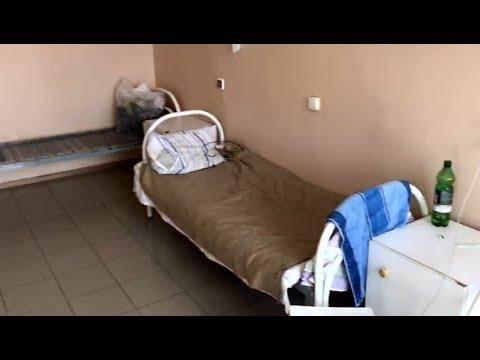 Заражённый коронавирусом челябинец показал палату в инфекционке ГКБ № 8 | 74.RU