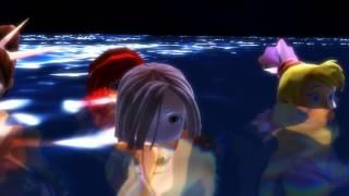 "Pirate Levi X Mermaid Petra series, ""Serenade"" episode 1"