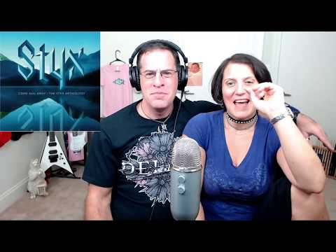 Styx (Come Sail Away plus BONUS Audio and Video Included) Kel's Reaction!