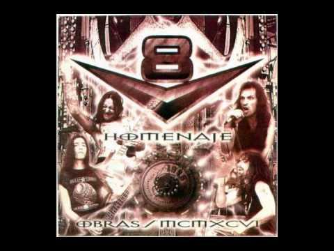 """V8 """"Homenaje"""" en Vivo Obras Full Album  1996"""
