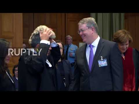Netherlands: US and Iran face off again at ICJ over frozen assets