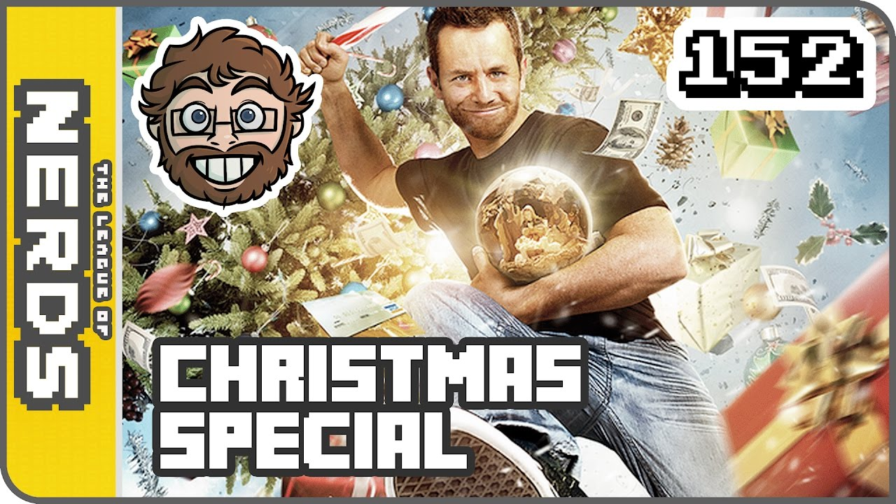 Kirk Cameron Saves Christmas -TLoNs Podcast #152 - YouTube