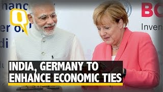 India, Germany To Enhance Trade And Strengthen Economic Ties