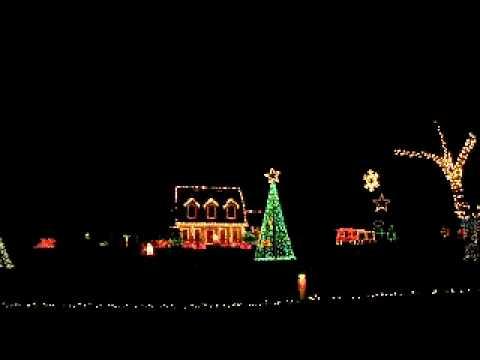 09 christmas light show  over 65,000 lights