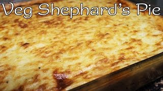 Vegetarian Shephard's Pie | Homemade Baking Recipes | Kanak's Kitchen