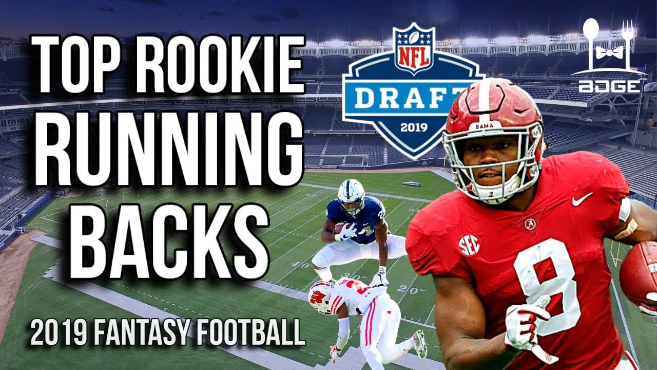 Best Rookies Fantasy Football 2019 Top Rookie Running Backs for 2019 Fantasy Football   YouTube