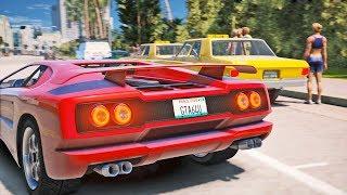Скачать GTA 5 Mods Vice City Alive GTA Vice City Mod