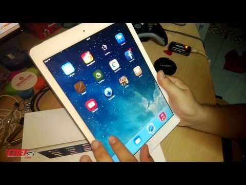 [CNETVN.COM] Trên tay iPad Air (2013)