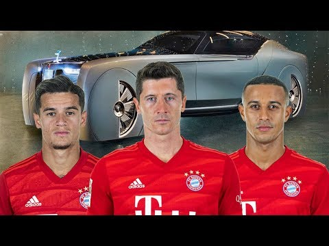 Bayern Munich Players's Car Collection 2019/2020 | Which Car is the most Expensive?