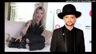 boy george remembers pete burns with do you really want to hurt me oct 2016