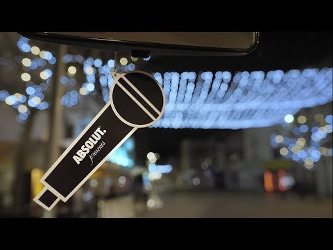 ABSOLUT PRESENTS: UBER KARAOKE