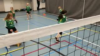 Vaasan Kiisto lentopallo harjoitukset 2019