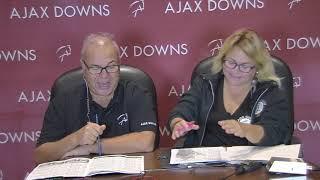 Ajax Downs October 21  2019   Pre Show