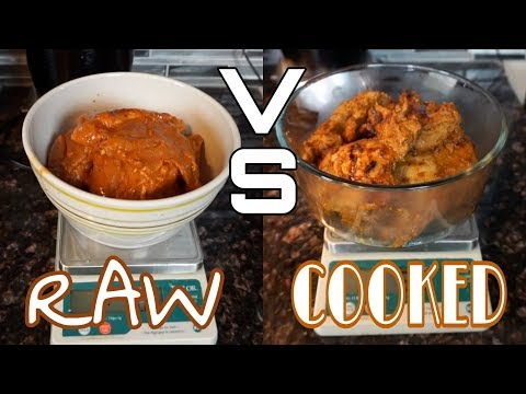 Should You Measure Chicken Raw or Cooked?