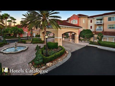 Marriott's Grande Vista Hotel Tour - Orlando, Florida Golf Resort Villas Near Disney