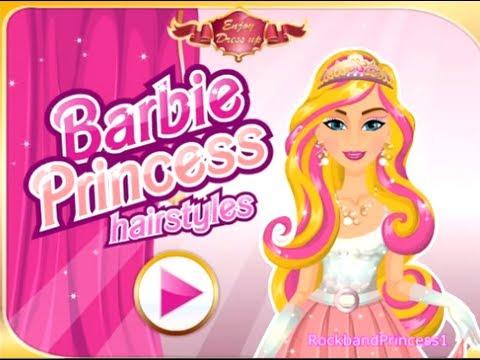 barbie games play princess