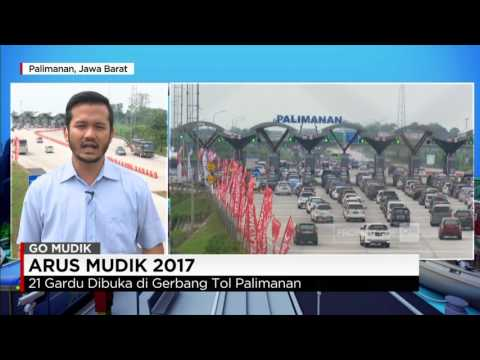 Antrean Kendaraan 7 Km di Jalur Pantura, Disarankan Lewat Jalur Alternatif - Mudik Lebaran 2017
