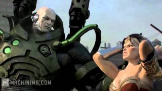 Justice League DC Universe 2014 Trailer HD Лига справедливости трейлер 720p