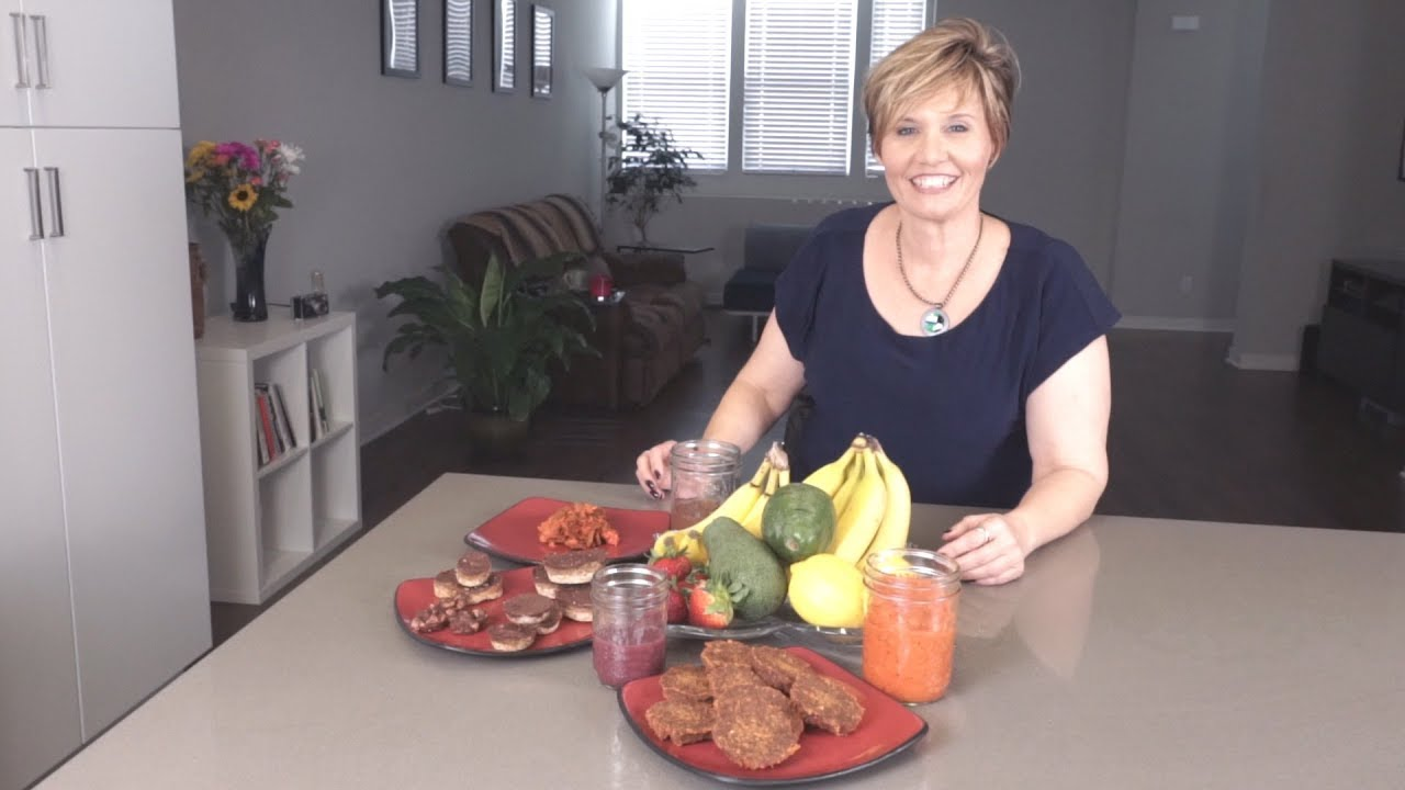Lymphedema: What I eat as a Raw Vegan