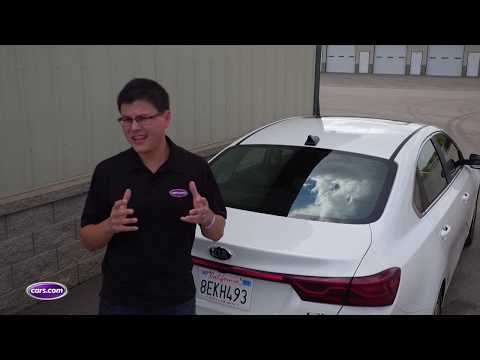 Kia Forte: Quick Drive — Cars.com