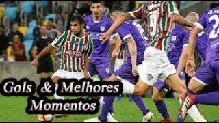 Defensor x Fluminense - Gols & Melhores Momentos - Copa Sul-Americana 2018