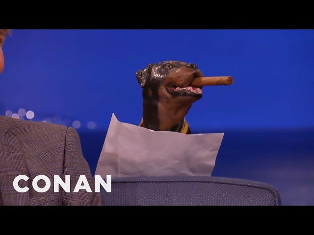 Triumph's Censored NBC Jokes  – CONAN on TBS