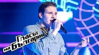 Ивайло Христов – There's Nothing Holdin' Me Back – Гласът на България 5 – Супер битки (13.05.2018)