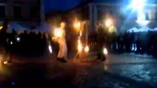 OFERTA GRUPY UTOPIA FIRESHOW - TEATR OGNIA ZAMOŚĆ