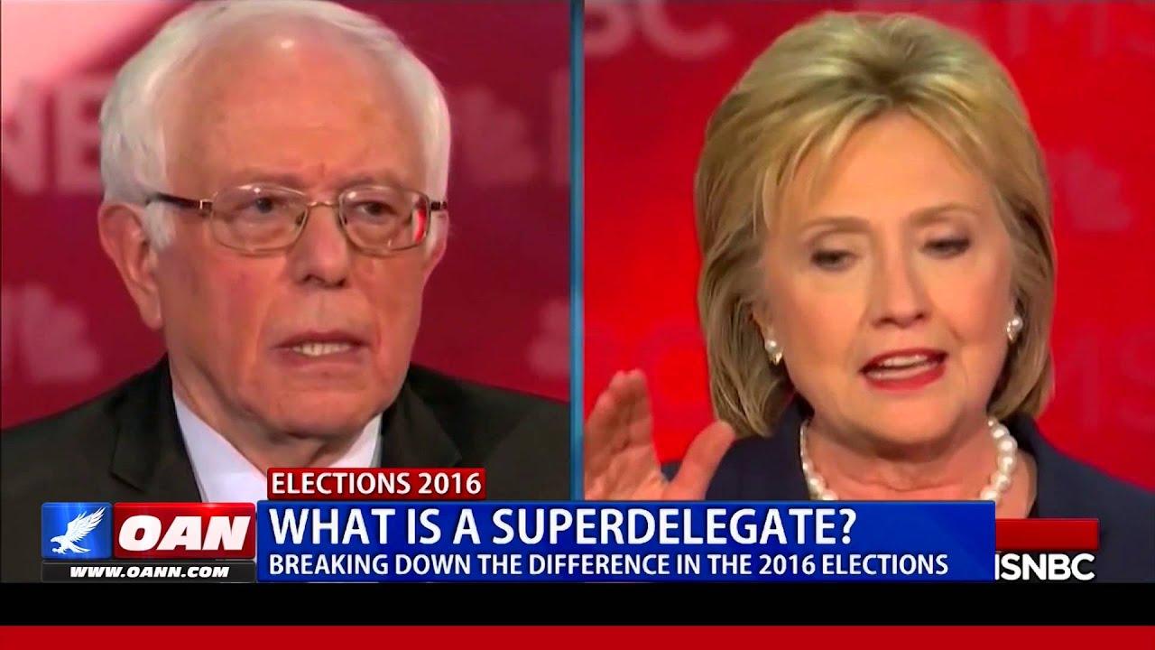 Delegates Vs Superdelegates And Their Impact On Clinton Vs - Delegates and superdelegates