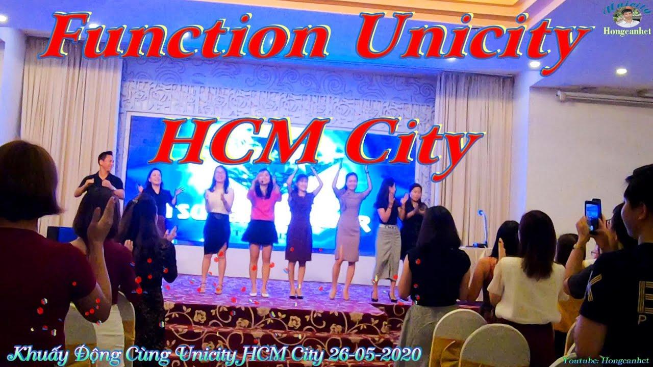 Khuấy Động Cùng Unicity _ HCM City 26-05-2020