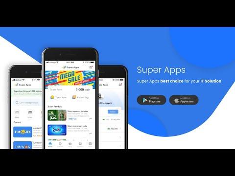 Buat Aplikasi Android + Website 1 Jam Tanpa Ngoding