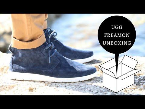 9299c5a4e70 UGG FREAMON UNBOXING - YouTube