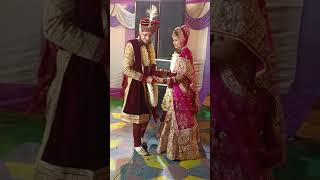 Ye dil tere hawale ya, dil nu sambh ke rakhna, anil weds shweta dance
