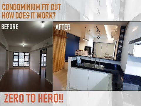 INTERIOR FIT-OUT PHILIPPINES | Condo interior construction sa PINAS,How does it work?Tips and Tricks