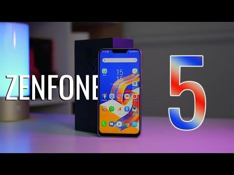 ASUS ZenFone 5 teszt - AI-jal megspékelve