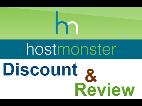 HostMonster Hosting -Overview & Tutorial