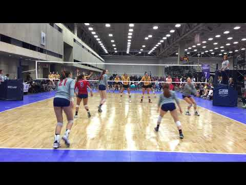 Metro 18 Travel vs Milwaukee Sting Set 3 1