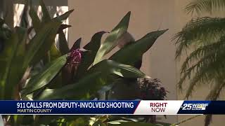 911 calls released from deputy-involved shooting