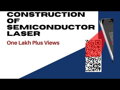 Semiconductor laser construction
