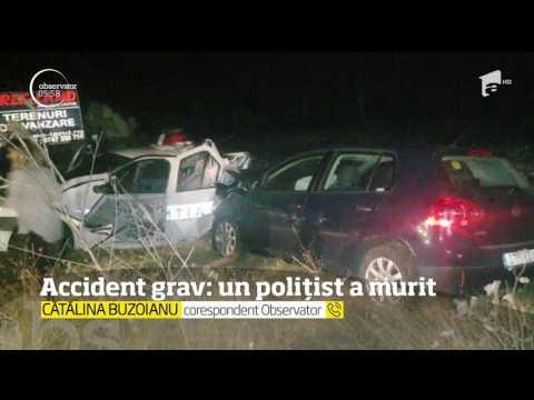 Poliţia română este zguduită de o nouă tragedie