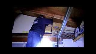 Installing SafeRacks in our Garage Thumbnail