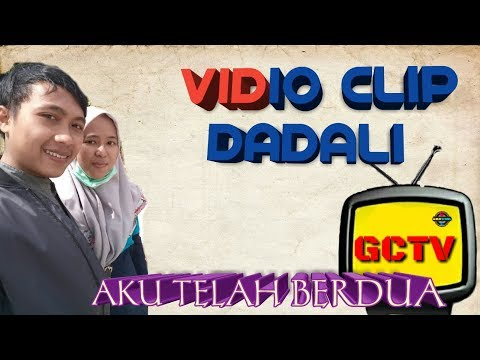 Cover Vidio clip(aku telah berdua)DADALI