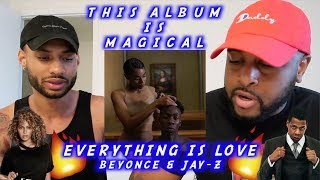 EVERYTHING IS LOVE | BEYONCE & JAY-Z FULL ALBUM | REACTION