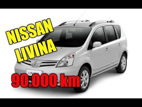 NISSAN LIVINA REVISÃO DOS 90.000 KM